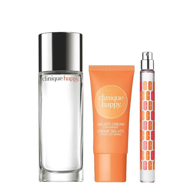 Clinique Wear It and Be Happy Gift Set