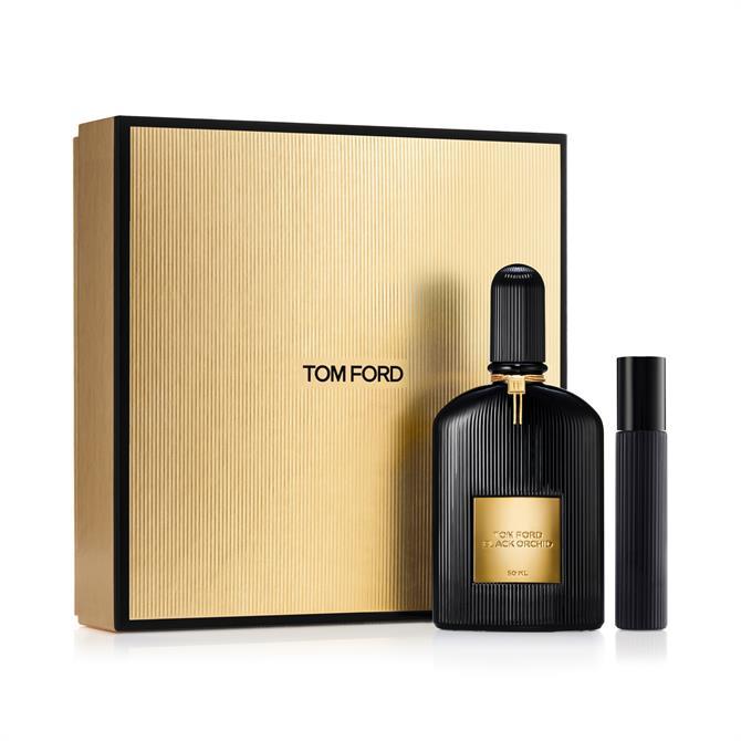 TOM FORD Black Orchid EDP 50ml & Travel Spray Gift Set
