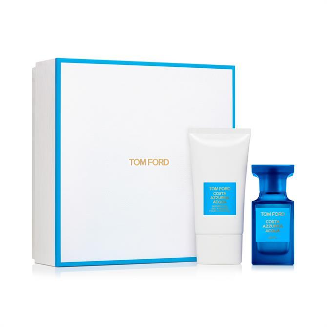 TOM FORD Costa Azzurra Acqua EDT 50ml & Shower Gel Gift Set