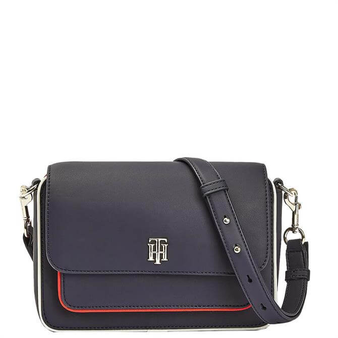 Tommy Hilfiger TH City Blue Crossover Bag