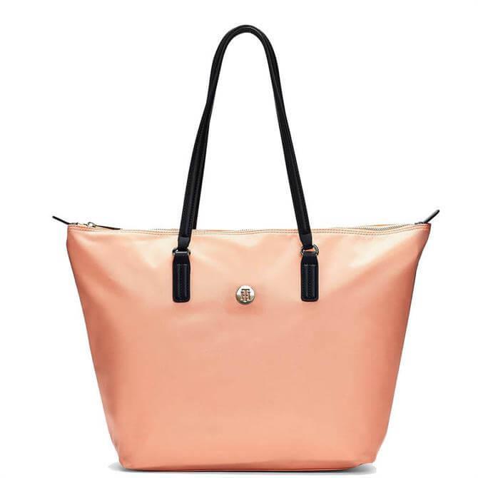 Tommy Hilfiger Nylon Zipped Tote Bag