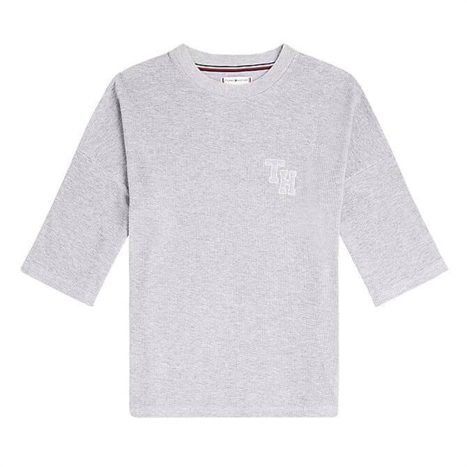 Tommy Hilfiger Half Sleeve Waffle Pyjama T-Shirt