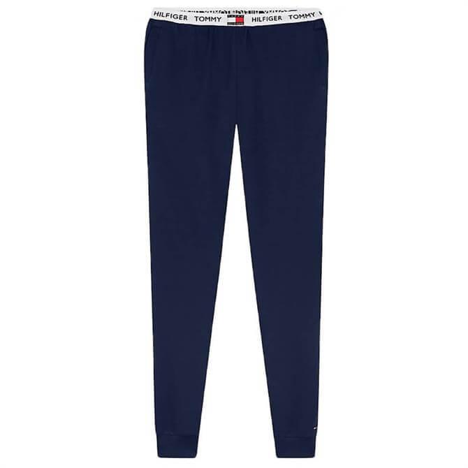 Tommy Hilfiger Logo Waistband Organic Cotton Lounge Trouser