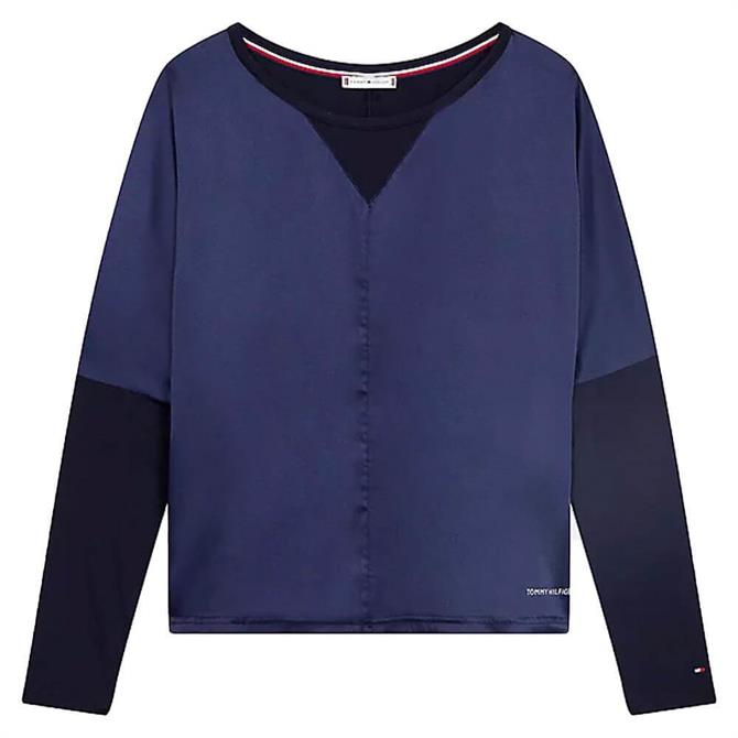 Tommy Hilfiger Lounge Long Sleeve Top