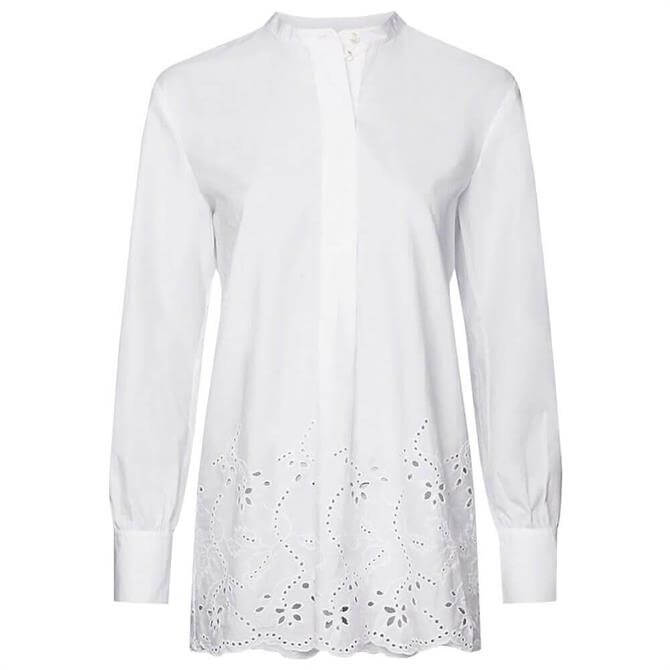 Tommy Hilfiger Broderie Anglaise Shirt