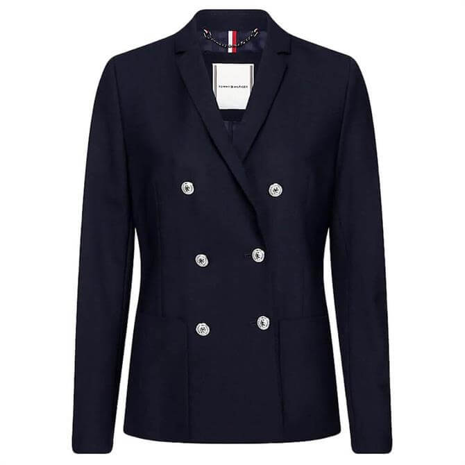 Tommy Hilfiger Icons Double Breasted Blazer