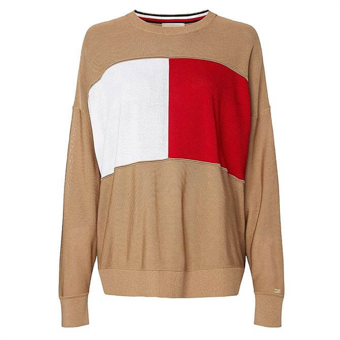 Tommy Hilfiger Icons Flag Sweatshirt