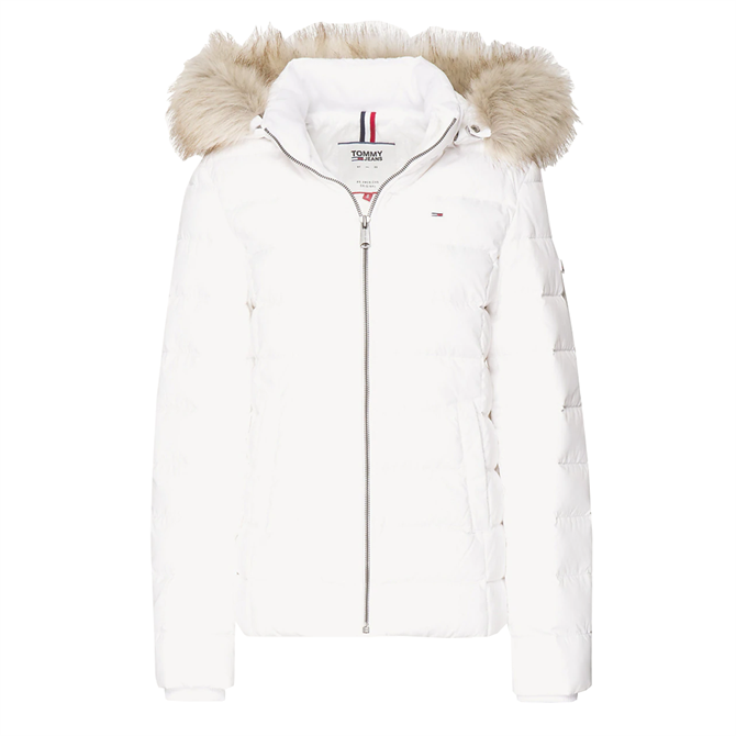 Tommy Jeans Essential Hooded Down Jacket