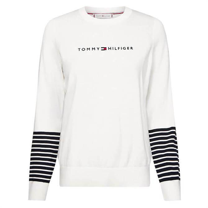 Tomy Hilfiger Essential Organic Cotton Jumper