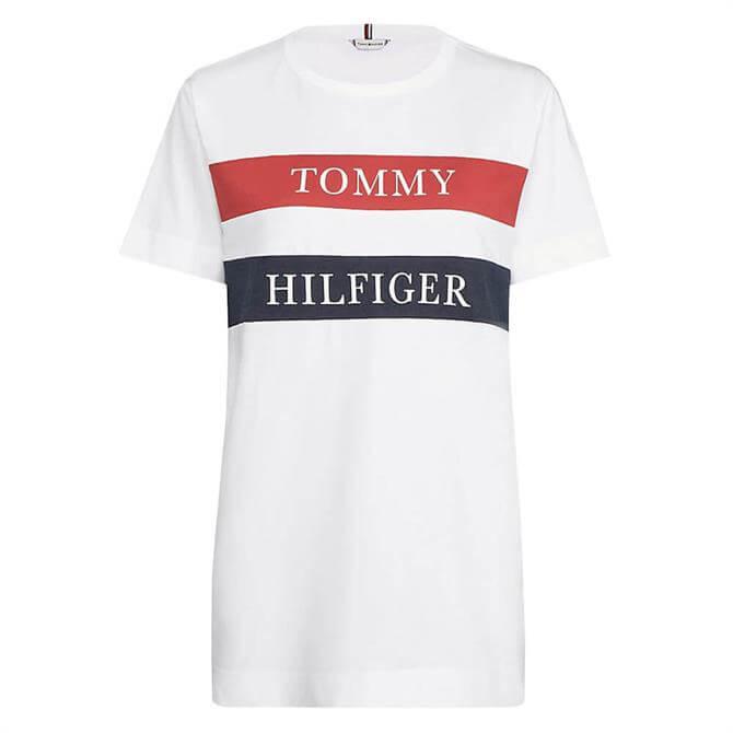 Tommy Hilfiger Lula Longline Logo T-Shirt