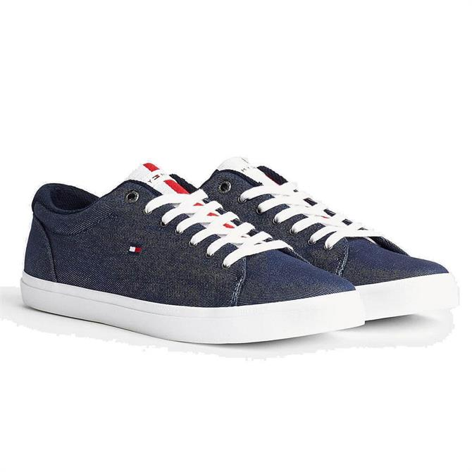 Tommy Hilfiger Essential Colour-Blocked Trainers