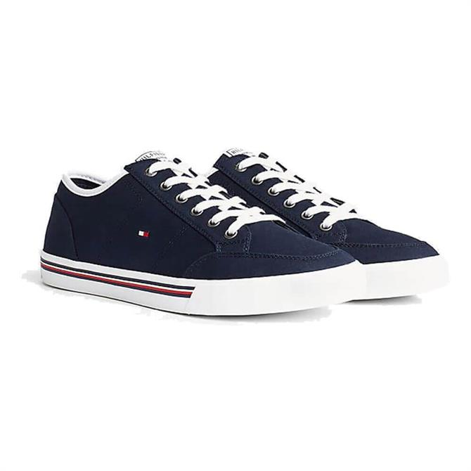 Tommy Hilfiger TH Core Signature Lace-up Trainers