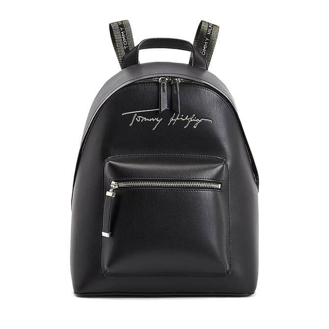 Tommy Hilfiger Iconic Metallic Interior Backpack