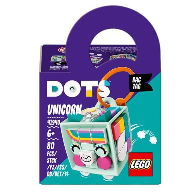 Lego Bag Tag Unicorn 41940