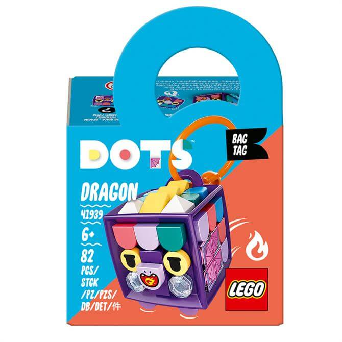 Lego Bag Tag Dragon 41939