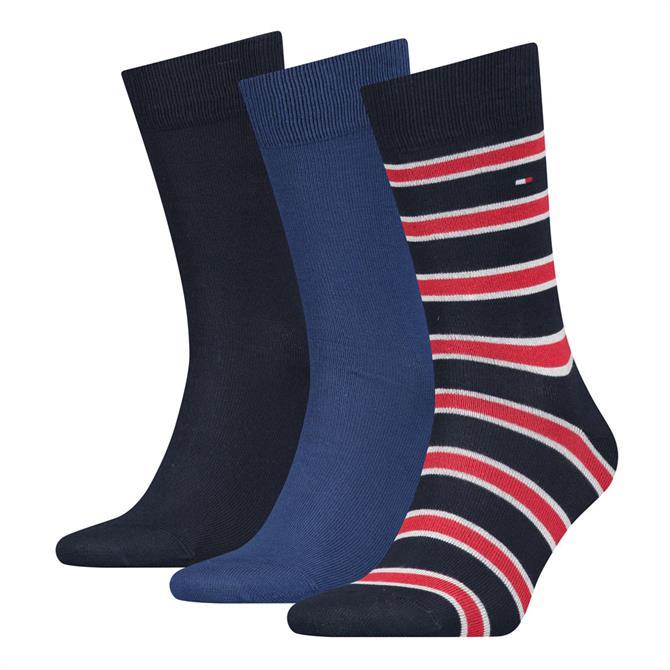 Tommy Hilfiger 3 Pack Classic Socks