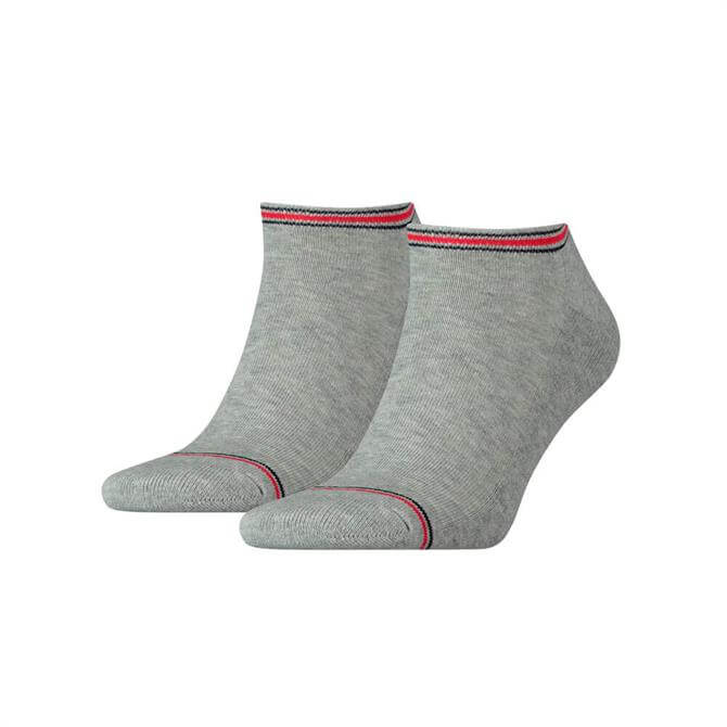 Tommy Hilfiger Iconic Sports Trainer Socks 2 Pack