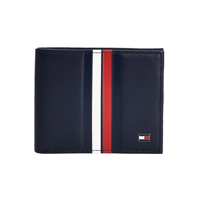 Tommy Hilfiger Metro Small Signature Card Wallet