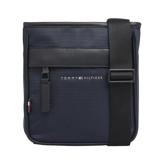 Tommy Hilfiger Small Recycled Polyester Crossover Bag