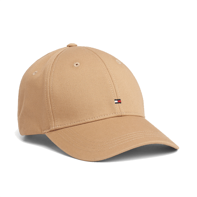 Tommy Hilfiger Flag Embroidery Baseball Cap