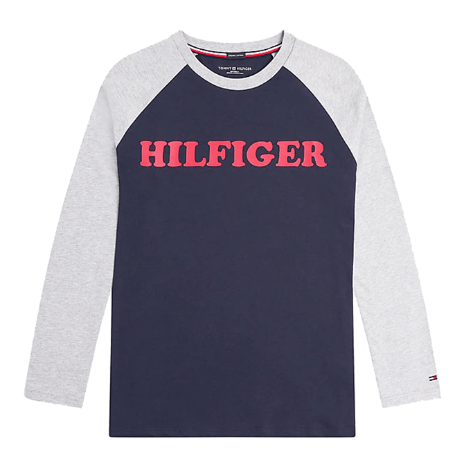 Tommy Hilfiger Logo Organic Cotton T-Shirt
