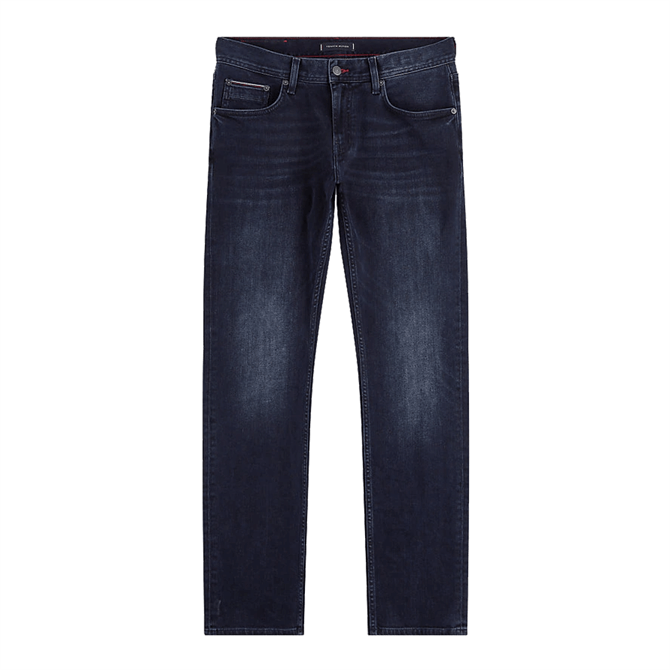 Tommy Hilfiger Mercer Straight Fit Jeans in Basin Blue