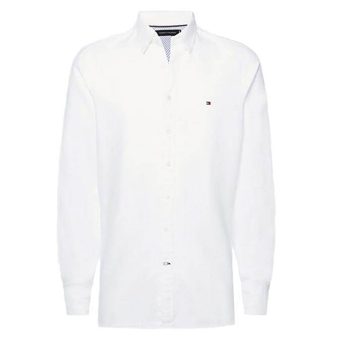 Tommy Hilfiger Slim Fit Classic Dobby Shirt