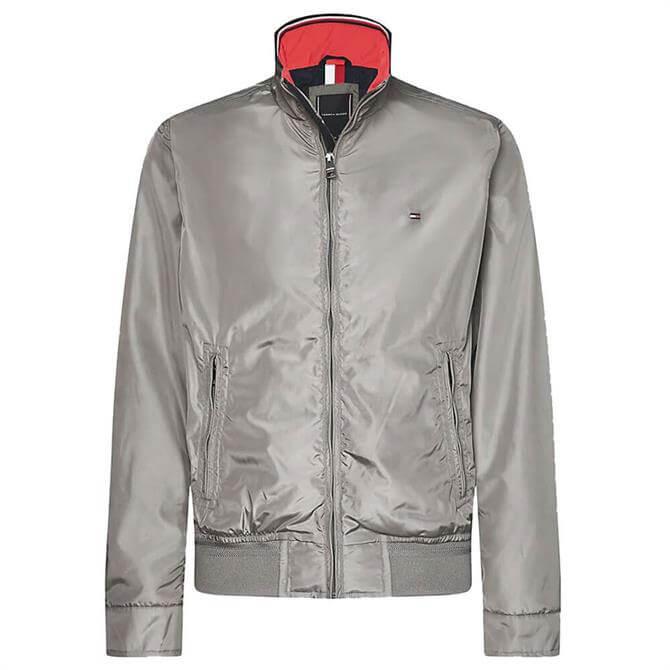 Tommy Hilfiger Stand Up Collar Bomber Jacket
