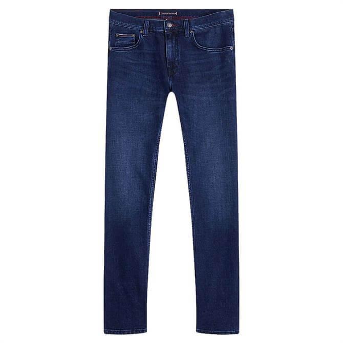 Tommy Hilfiger Denton Straight Leg Jeans - Bridger Indigo