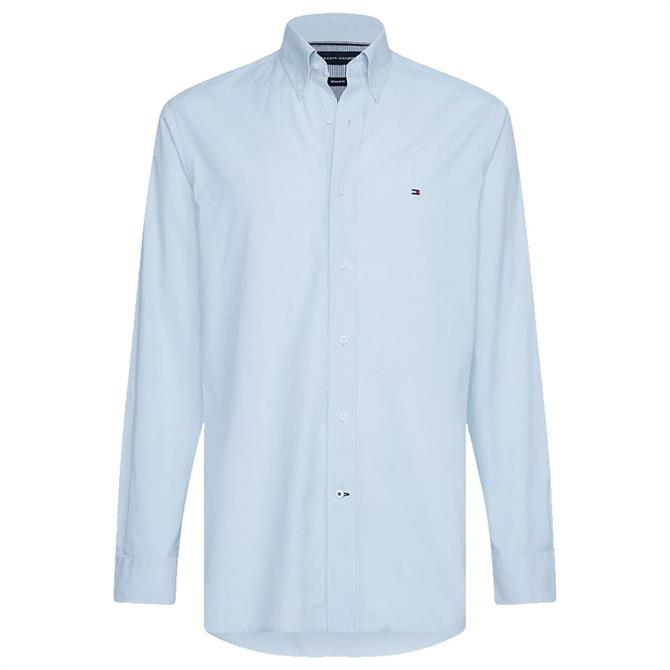 Tommy Hilfiger Soft Touch Cotton Micro Print Shirt