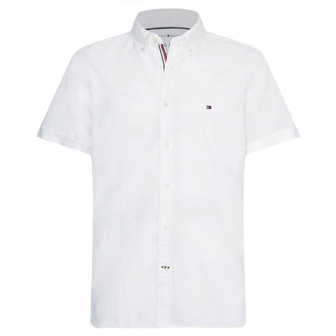 Tommy Hilfiger Organic Cotton Short Sleeve Shirt