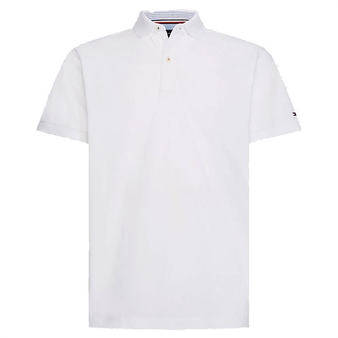 Tommy Hilfiger Insert Logo Regular Fit Polo Shirt