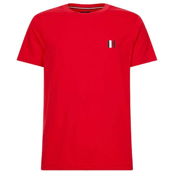 Tommy Hilfiger Essential Monogram Regular Fit T-Shirt