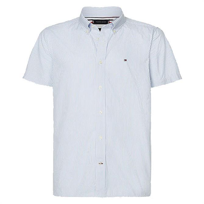 Tommy Hilfiger Classic Stripe Short Sleeve Shirt