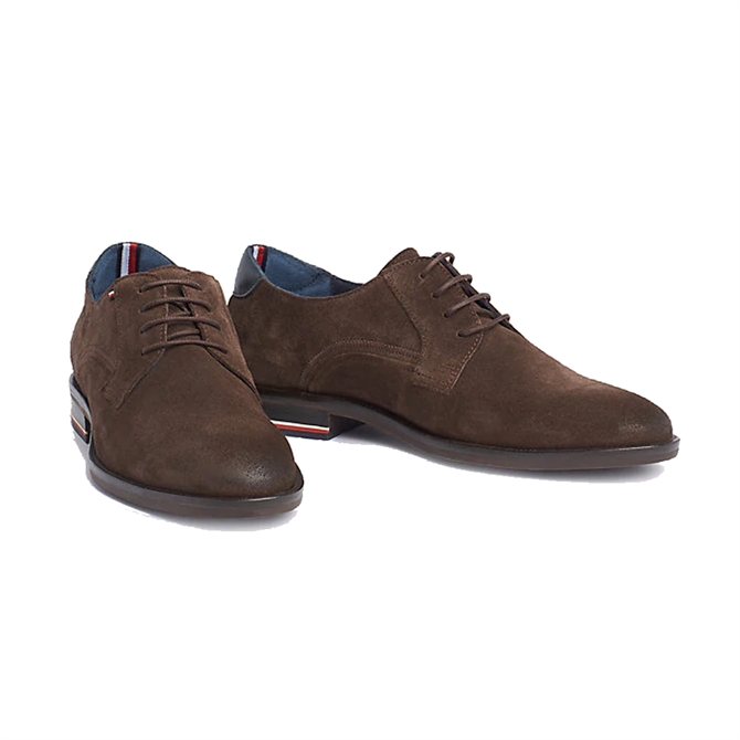 Tommy Hilfiger Signature Lace-Up Shoes