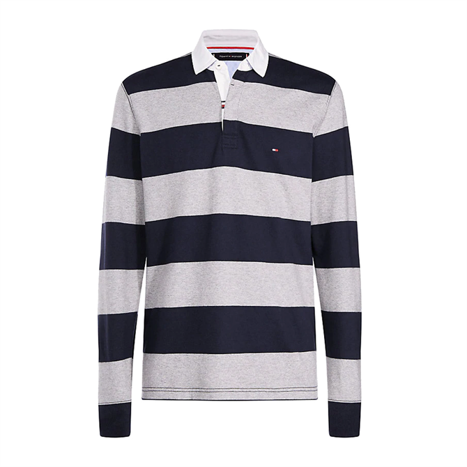 Tommy Hilfiger Tommy Icon Tape Rugby Shirt