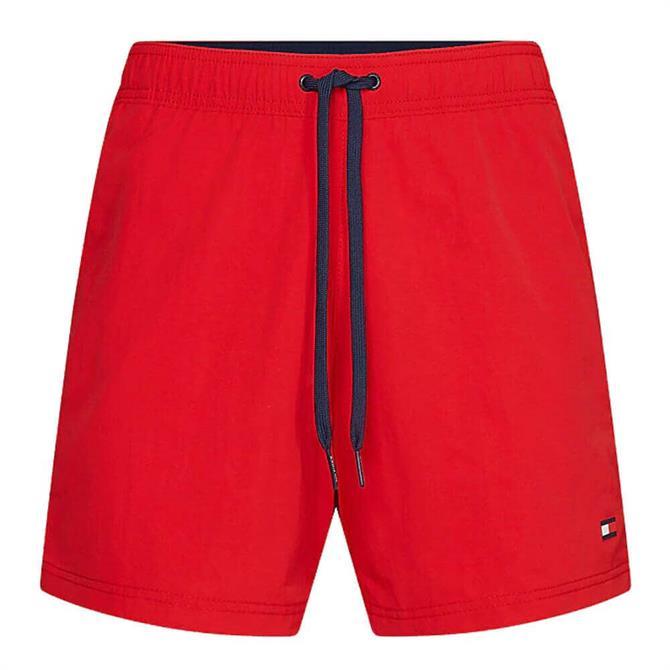Tommy Hilfiger Contrast Drawstring Swim Shorts