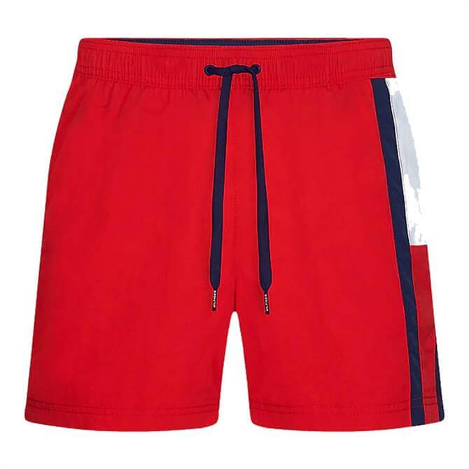 Tommy Hilfiger Flag Leg Swim Shorts
