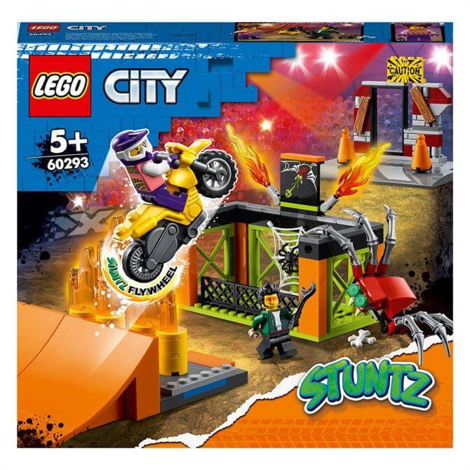 Lego City Stunt Park 60293