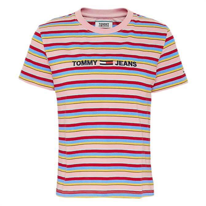 Tommy Jeans Bold Stripe T-Shirt