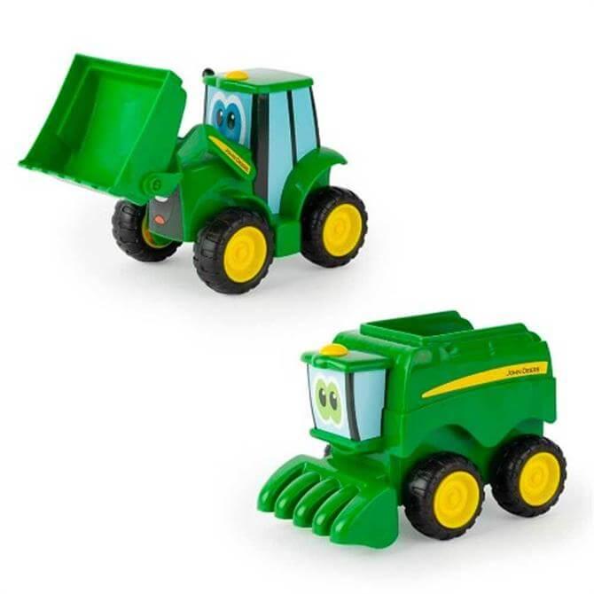 Tomy Farmin' Friends Tractor & Combine Set