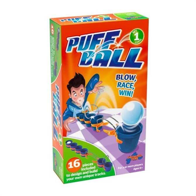 Puff Balls 1 Game