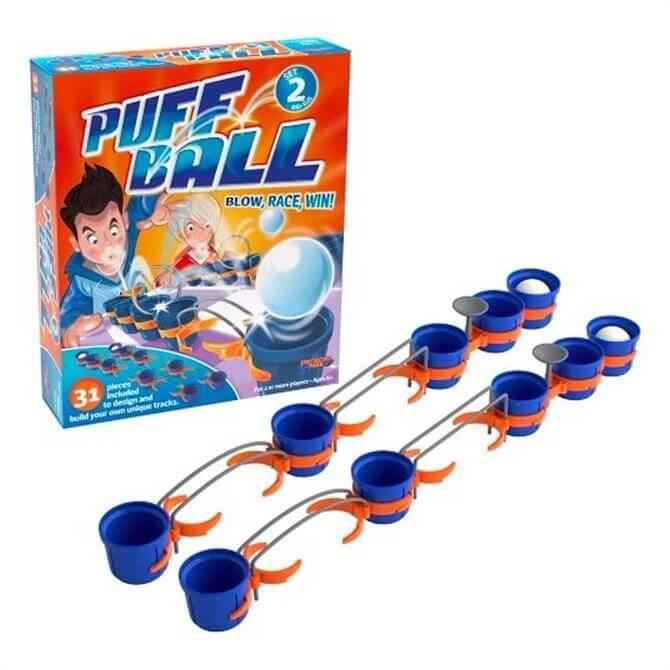 Puff Balls 2 Game