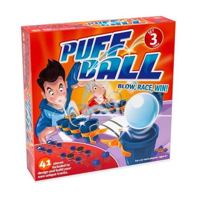 Puff Ball 3 Game