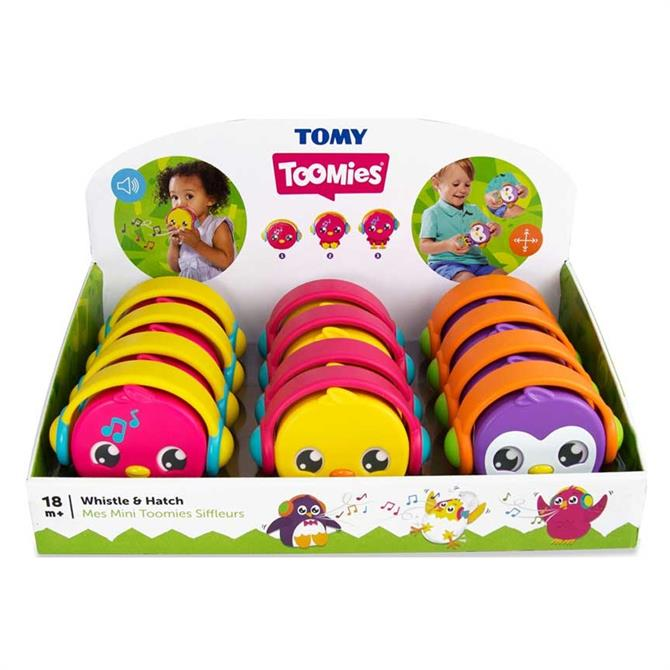 TOMY Toomies Whistle & Hatch