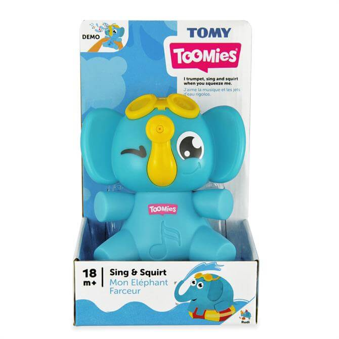 Tomy Sing and Squirt