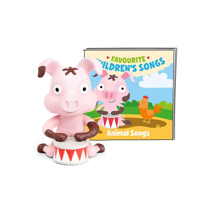 Tonies Children's Favourite Songs - Animal Songs