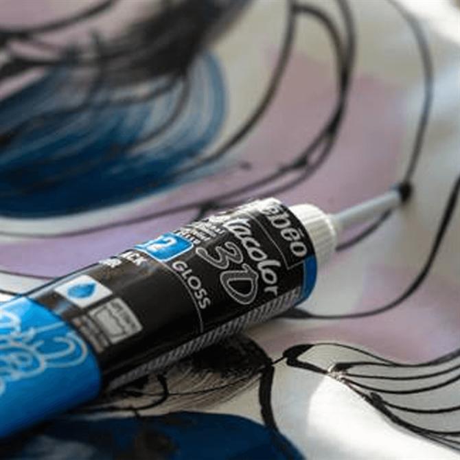 Pebeo Setacolour 3D Gloss