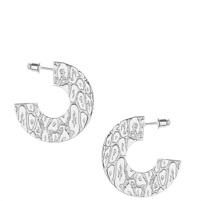 Tutti & Co Leopard Earrings