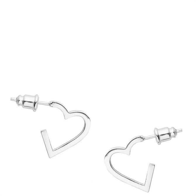 Tutti & Co Heart Harmony Earrings